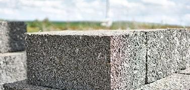 Арболитовый блок фото